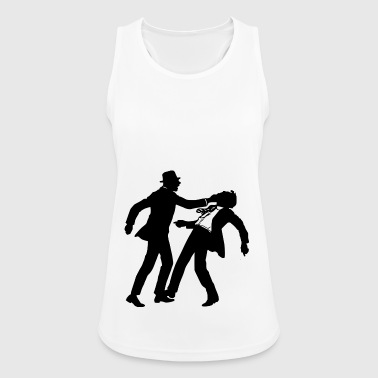 Gangster gangster - Women's Breathable Tank Top