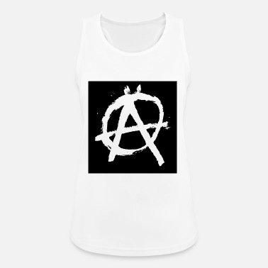 Anarchia anarchia - Top da donna traspirante