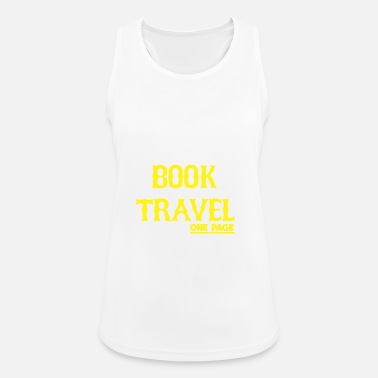 Book BOOK BOOK BOOK GIFT - Women's Breathable Tank Top