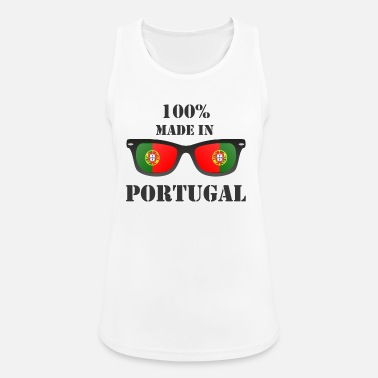 Portugal Made in portugal - Women's Breathable Tank Top