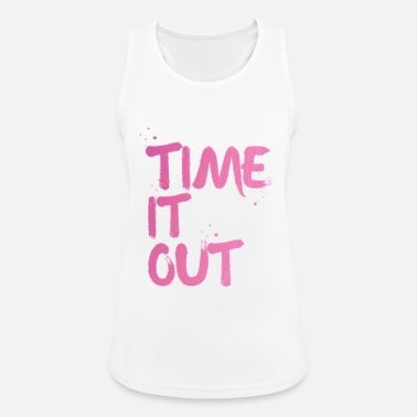 Time Out Time it out - Débardeur respirant Femme