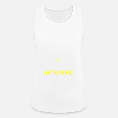 Cheerleading Distressed - OUTSTANDING CHEERLEADING GODMOTHER - Women's Breathable Tank Top