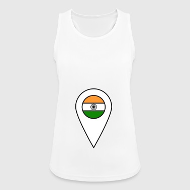 Indie India - Pustende singlet for kvinner