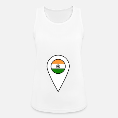India India - Women's Breathable Tank Top