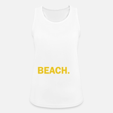 Repeat Eat Sleep Beach Repeat - Women's Breathable Tank Top