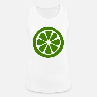 Tequila Lime Sour Lime Tequila Fruit Gift Idea Fruit - Women's Breathable Tank Top