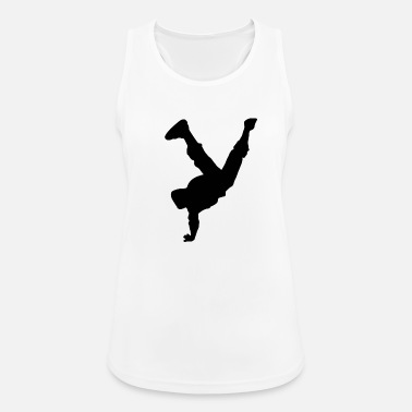 Break Dance break dancing - Women's Sport Tank Top