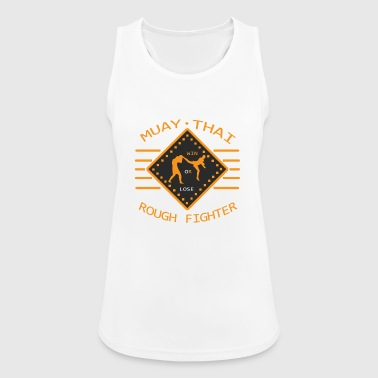 Muay Thai Muay Thai Muay Thai Muay Thai - Women's Breathable Tank Top