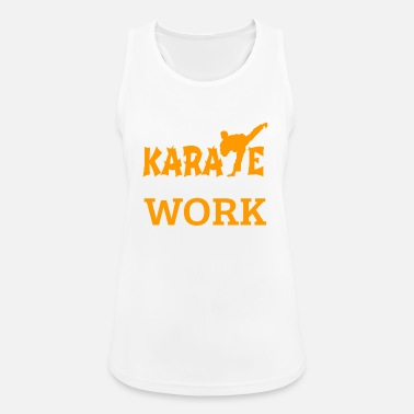 karate - Women's Sport Tank Top