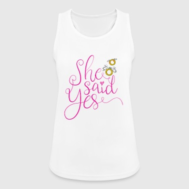 Marriage marriage - Women's Breathable Tank Top