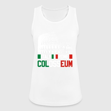 COLOSSEUM SHIRT - Women's Breathable Tank Top