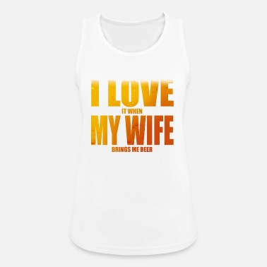 Wife Wife - Women's Breathable Tank Top