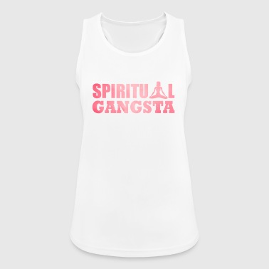 Spiritual gangsta - Women's Breathable Tank Top
