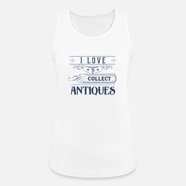 Antique Dealers Antiques antiques antiques - Women's Sport Tank Top