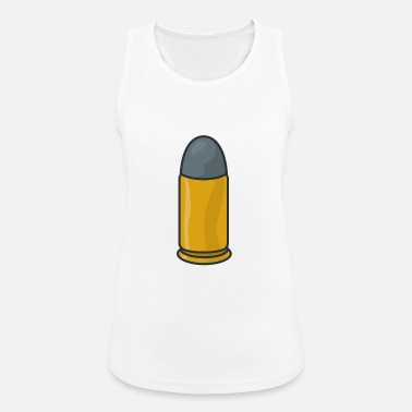 Cannonball Cannonball Gaming Shooter Gamer - Women's Sport Tank Top