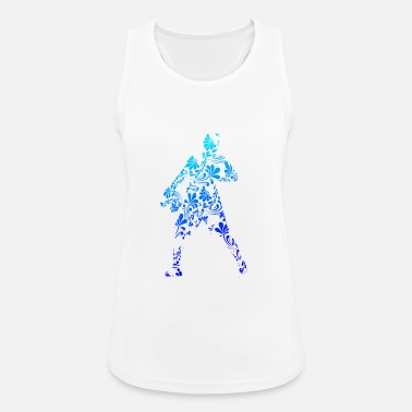 Basketball Basketball basketball player basketball gift - Women's Breathable Tank Top