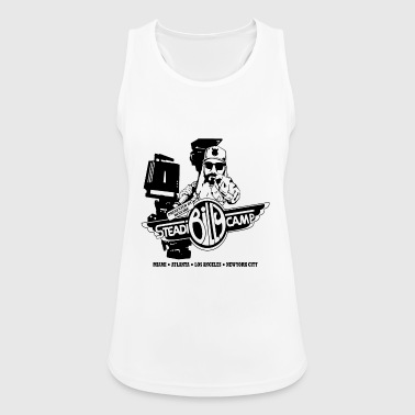 McGuire's SteadiBillyCamp T-Shirts - Women's Breathable Tank Top