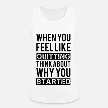 Fitness Motivation - Women's Breathable Tank Top