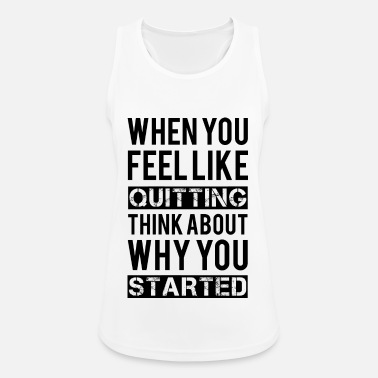 Sports Motivation - Women's Sport Tank Top