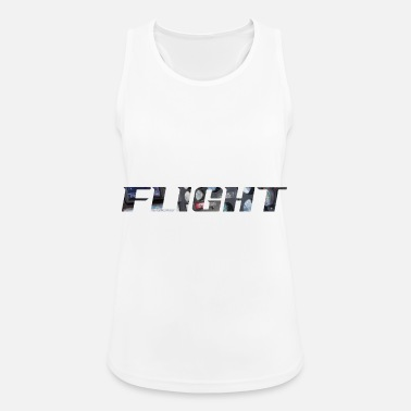 Flight Flight - Women's Breathable Tank Top