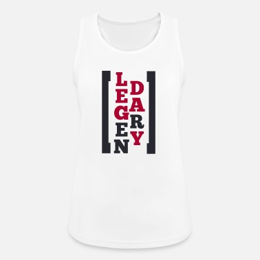Legendariske legendariske - Sports tanktop dame