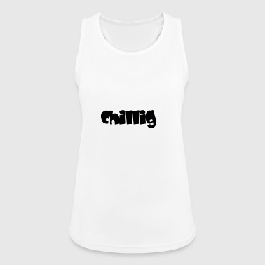 chillig - Pustende singlet for kvinner