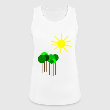 Forest Forest - Women's Breathable Tank Top