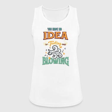 Funny Denglish saying Denglisch sayings - Women's Breathable Tank Top