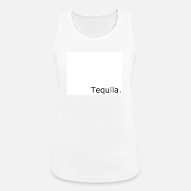 Tequila tequila - Women's Breathable Tank Top