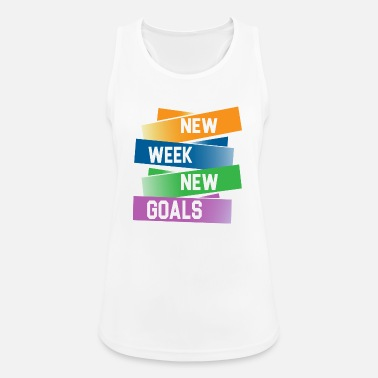 Week new week - Women's Sport Tank Top
