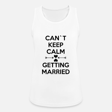 Wedding Wedding Shirt - Women's Sport Tank Top