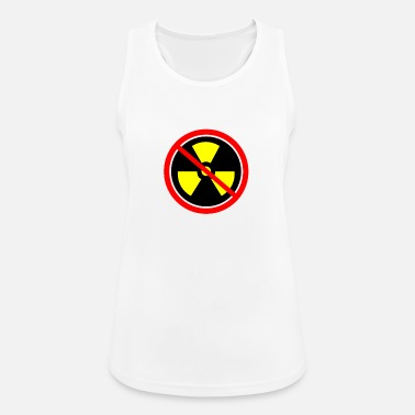 Castor Transport Anti nuclear power Nuclear power stations Nuclear energy Atomic energy - Women's Sport Tank Top