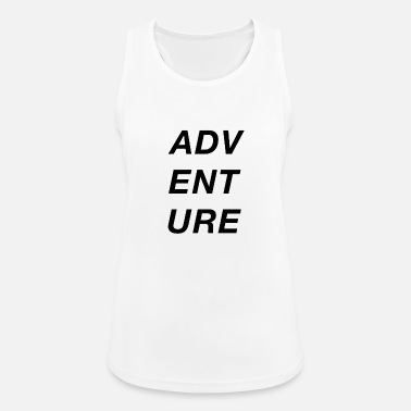 Adventure adventure - Women's Sport Tank Top