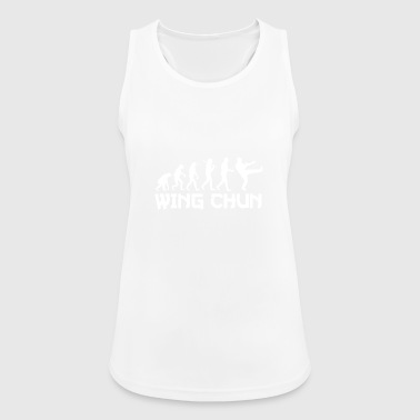 Kombat Wing Chun Evolution - Women's Breathable Tank Top