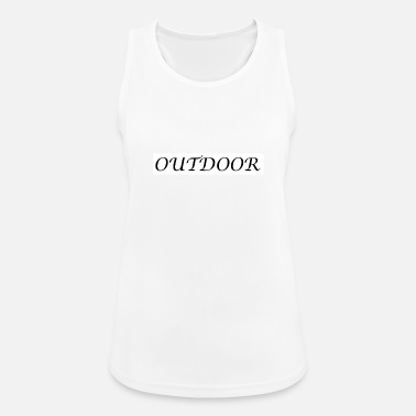 Outdoor Outdoor - Frauen Tank Top atmungsaktiv