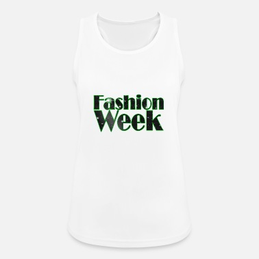 Week Fashion Week - Fashion Week - Vrouwen sport tank top