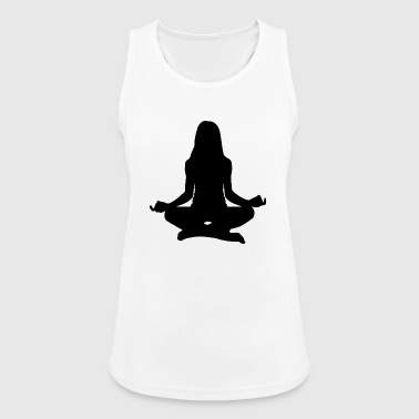 Meditation meditate - Women's Breathable Tank Top