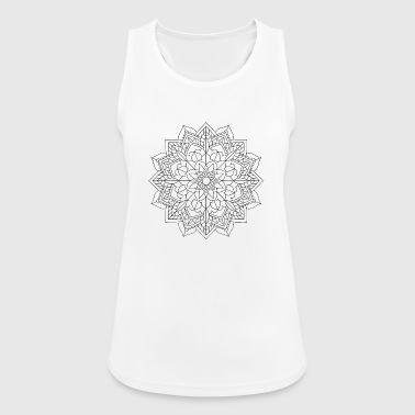 Mandala - Women's Breathable Tank Top