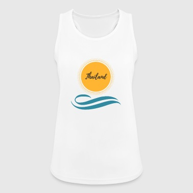 Thailand - Women's Breathable Tank Top