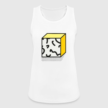 minimal memphis style - Women's Breathable Tank Top