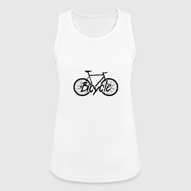 Bicycle Cycling Bicycle Tour Bicycle - Women's Breathable Tank Top