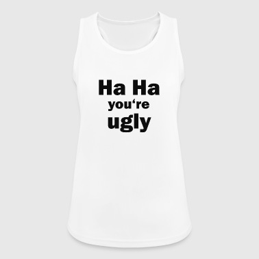 ugly - Women's Breathable Tank Top