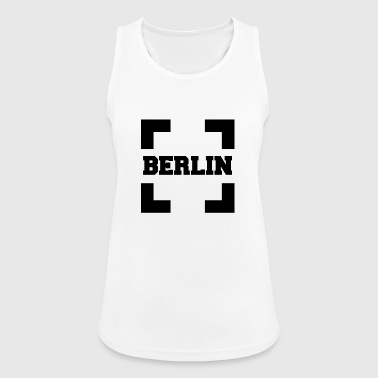 Berlin Berliner - Women's Breathable Tank Top