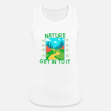 Nature NATURE - Get in to it - Women's Sport Tank Top