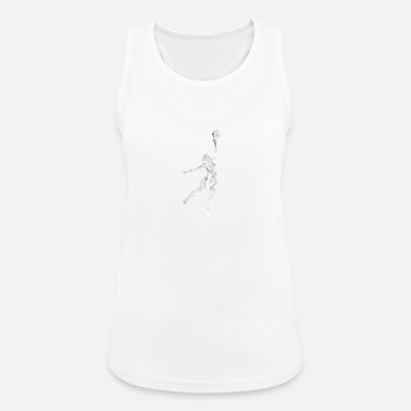 Beachvolleyball Volleyball Team Spieler Beachvolleyball - Frauen Sport Tanktop