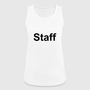 Staff - Frauen Tank Top atmungsaktiv
