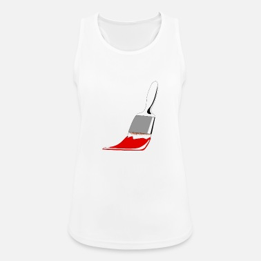 Idea Brush gift idea idea idea - Women's Sport Tank Top