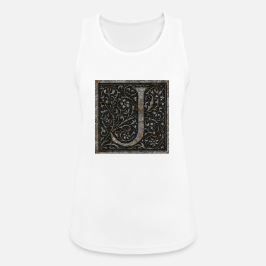 J A J - Women's Breathable Tank Top
