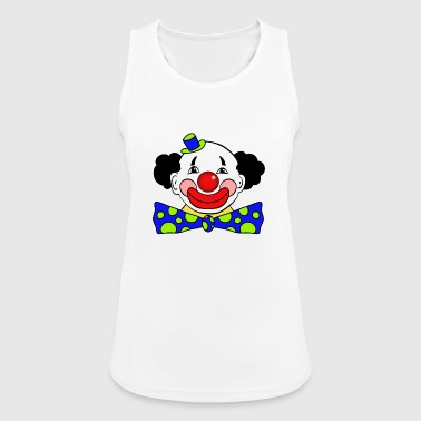 Clown Clown - Frauen Tank Top atmungsaktiv