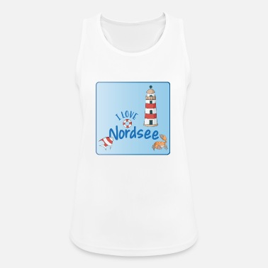 North Sea North Sea - Women's Sport Tank Top